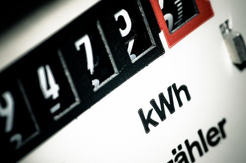 Odczyt licznika prądu Enea Operator